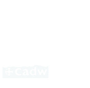 Funded by National Lottery Heritage Fund Welsh cadw Logo 1